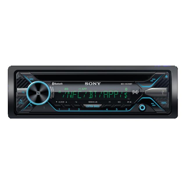 Sony autorádio MEX-N5200BT CD/NFC/BT