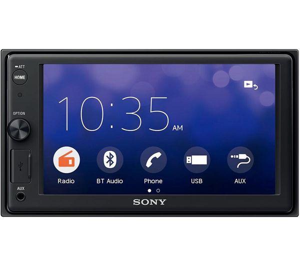 Sony přehrávač do auta XAV-1500 - XAV1500.EUR