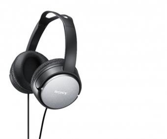 SONY HiFi sluchátka MDR-XD150 černá - MDRXD150B.AE