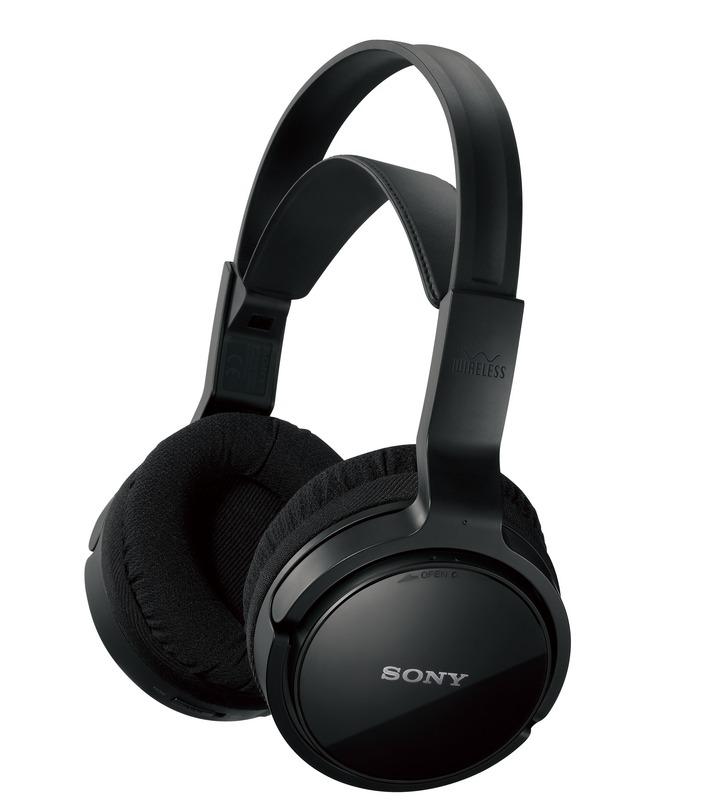 SONY bezdrátová sluchátka MDR-RF811RK