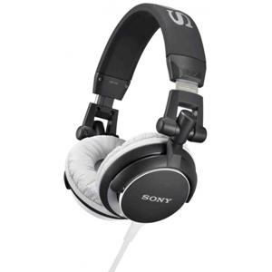 SONY Sluchátka EXTRA BASS & DJ type MDR-V55 černé