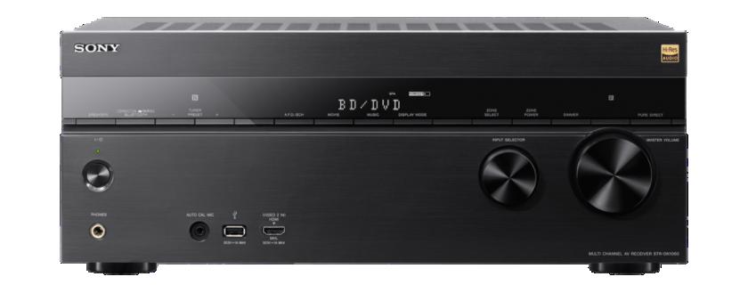 Sony receiver STR-DN1060,4K,3D,7.2k, 165Wx7