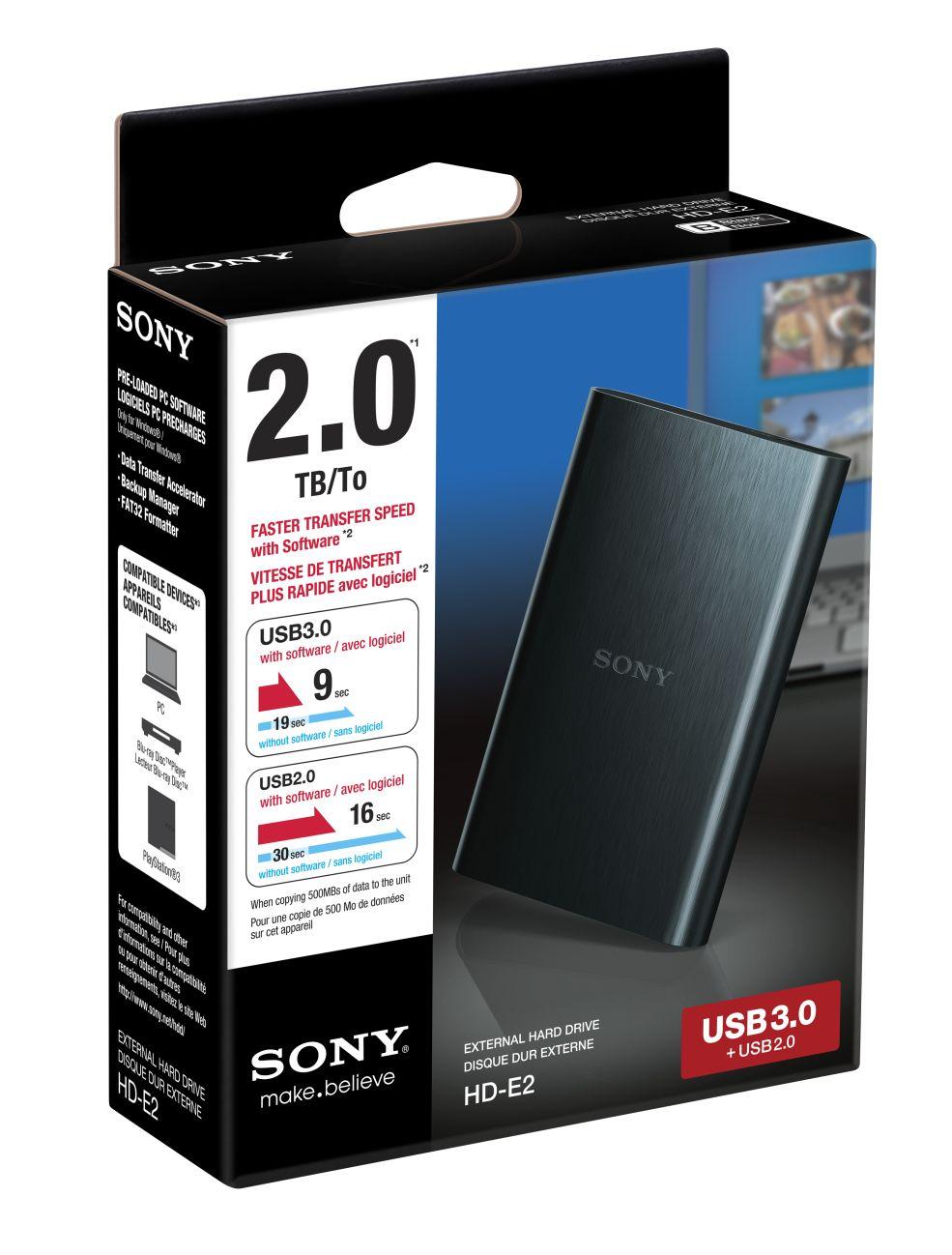 Sony 2.5