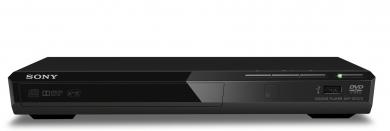Sony DVD přehrávač DVP-SR370 černý