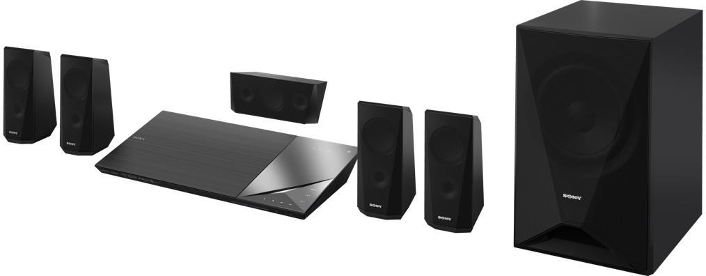 Sony Blu-Ray domácí kino BDV-N5200W,1000W,5.1k, 4K