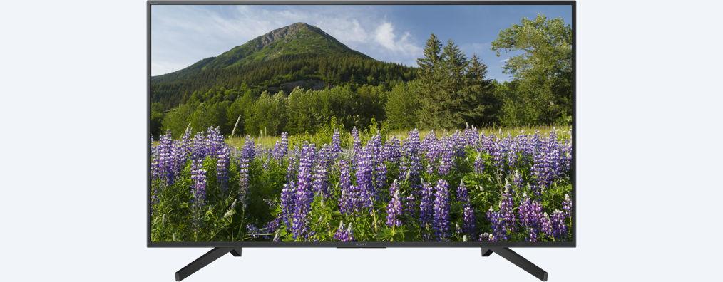 Sony 49'' 4K HDR TV KD-49XF7005/DVB-T2,C,S2