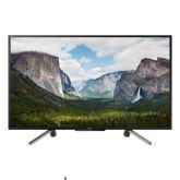 Sony 43'' FullHD HDR TV KDL-43WF665/DVB-T2,C,S2 - KDL43WF665BAEP