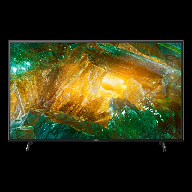 Sony 65'' 4K HDR TV KD-65XH8077SAEP - KD65XH8077SAEP