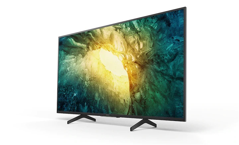 Sony 49'' 4K HDR TV KD-49X7055BAEP - KD49X7055BAEP
