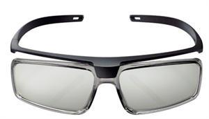Sony 3D brýle TDG-500P - pasivní, černé