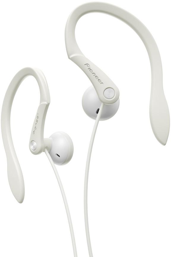 Pioneer závěsná sluchátka bílá