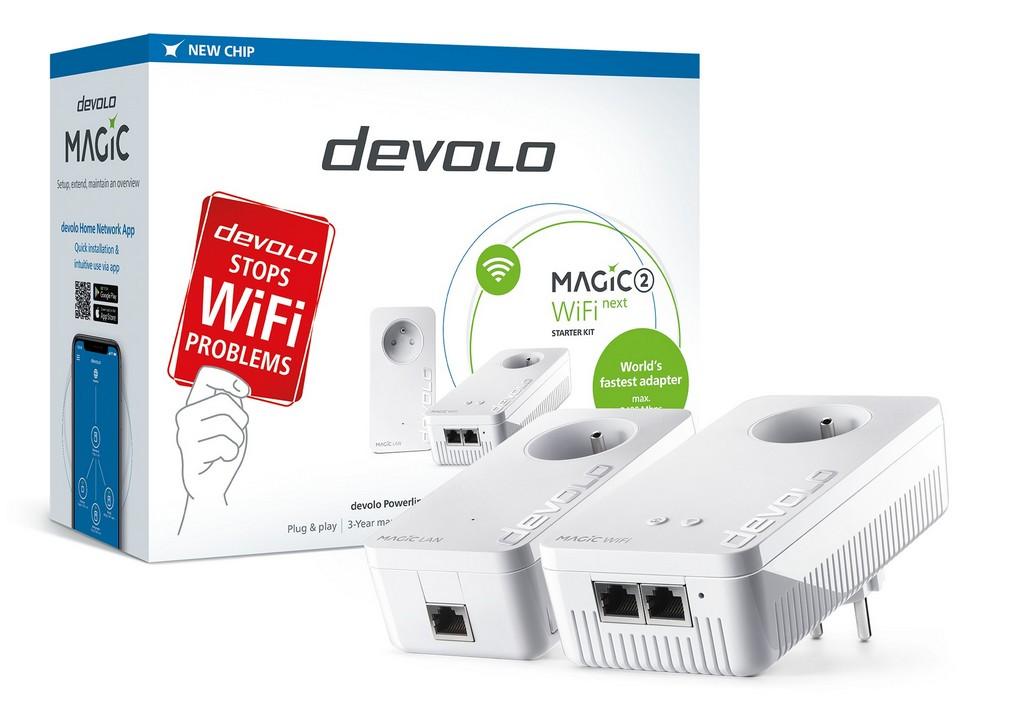 devolo Magic 2 WiFi next Starter Kit 2400mbps - 8621