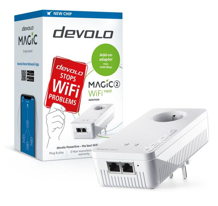 devolo Magic 2 WiFi next rozšiřující modul 2400mbps - 8611