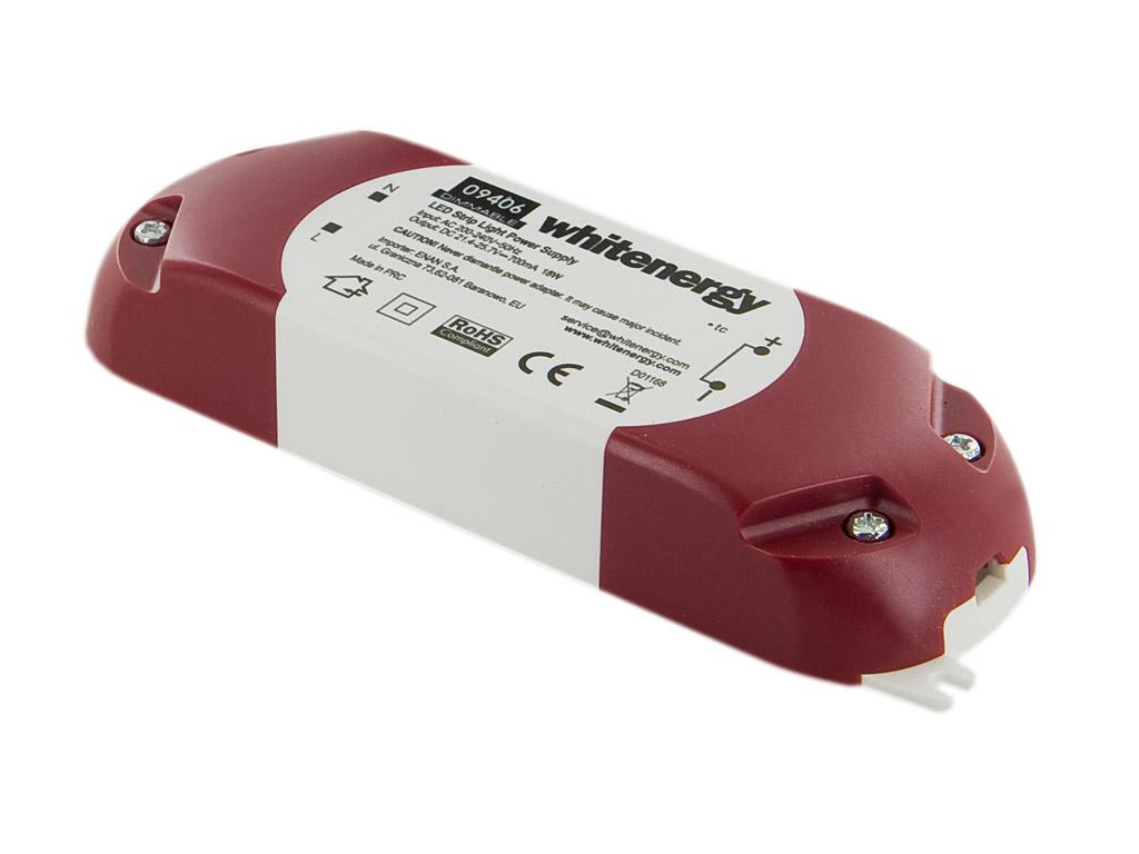 WE Zdroj LED DIMMABLE 230V 18W 21-26V 700mA