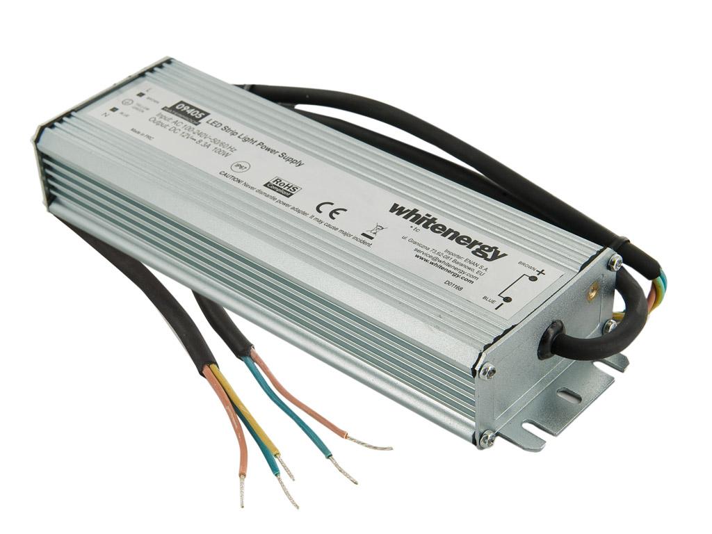 WE Zdroj LED WATERPROOF IP67 230V 100W 12V - 9405