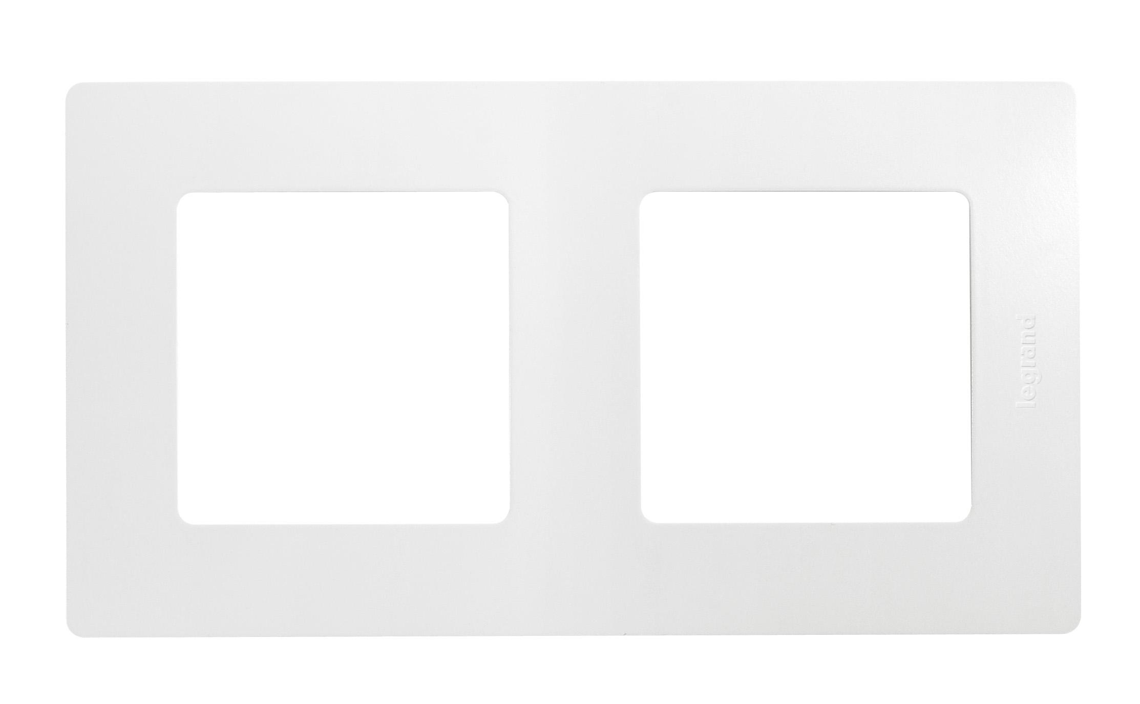 NILOE rámeček 2P bílá - 665002