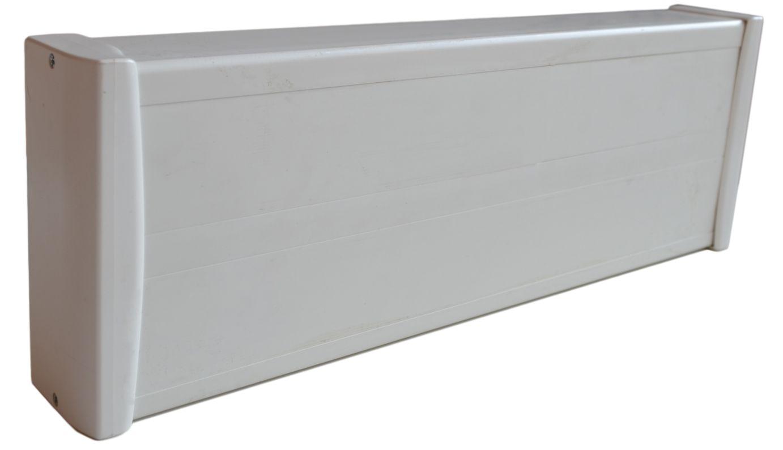 DLP-S45 parapetní kanál bez krytů