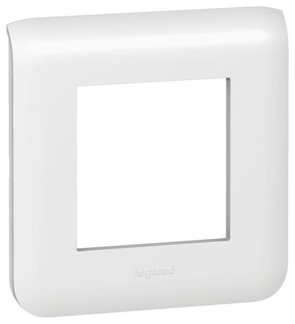 MOSAIC rámeček 1-násobný 2M bílá