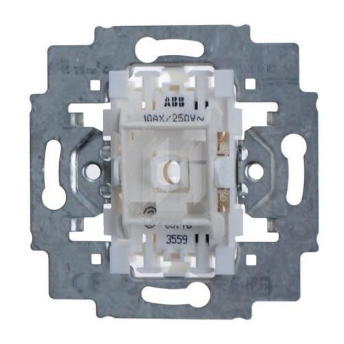 ABB přístroj spínače 5 sériový bezšroubový