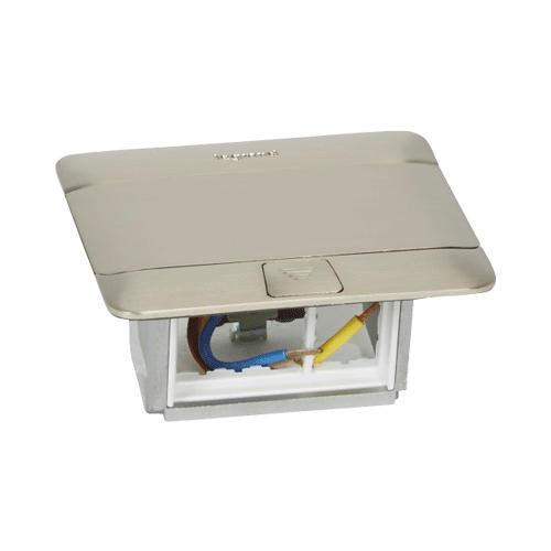 Krabice POPUP 3M broušený nerez