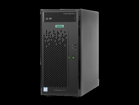 HPE ML10 Gen9 G4400 4GB Entry EU Svr