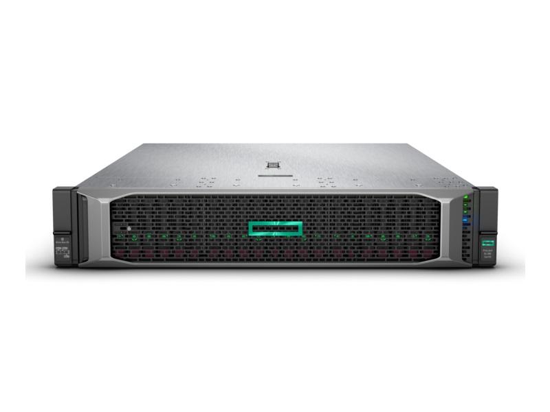 HPE DL385 Gen10 7451 2P 64GB 24SFF Svr