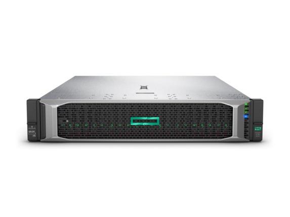 HPE DL380 Gen10 5222 1P 32G NC 8SFF Svr - P24845-B21