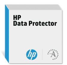 HP DP Direct Backup using NDMP 1TB E-LTU