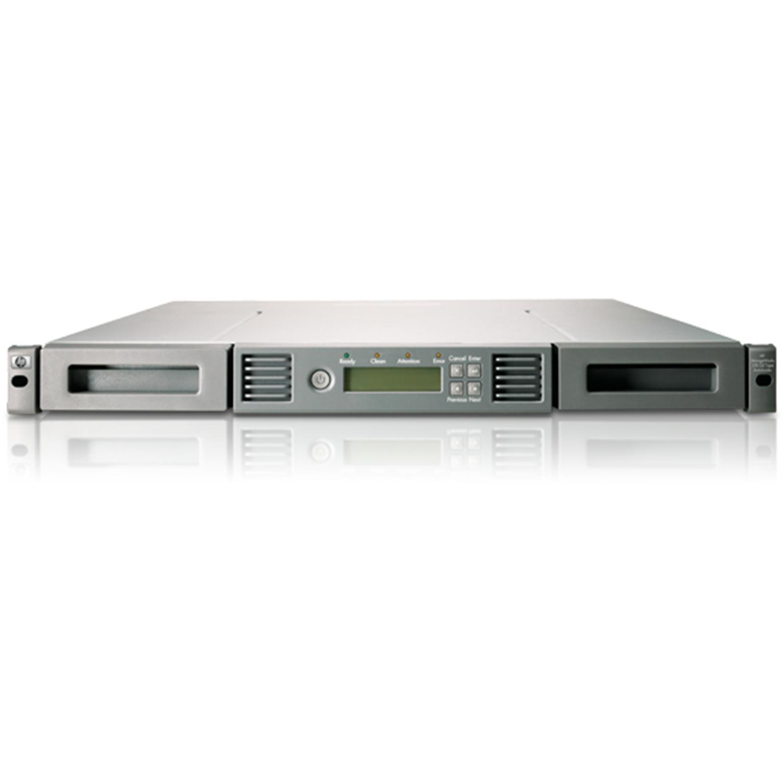 HP 1/8 G2 LTO-5 3000 SAS Autoloader