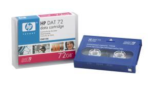 HP pásková cartridge DAT DDS5, 72GB