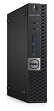 Dell Optiplex 3040U Micro i3-6100T/4GB/128SSD/Intel HD/HDMI/DP/W10Pro/3RNBD/Čern