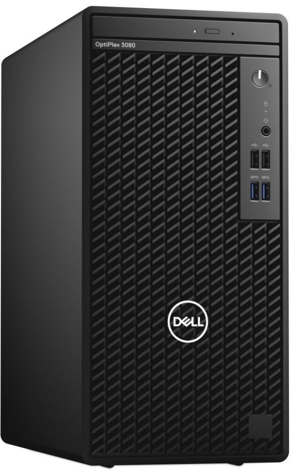 Dell Optiplex 3080 MT i3-10100T/8GB/256 SSD/W10P/3R-NBD
