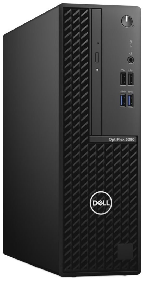 Dell Optiplex 3080 SF i5-10505/8GB/512 SSD/W10P/3R-NBD - 37HVD