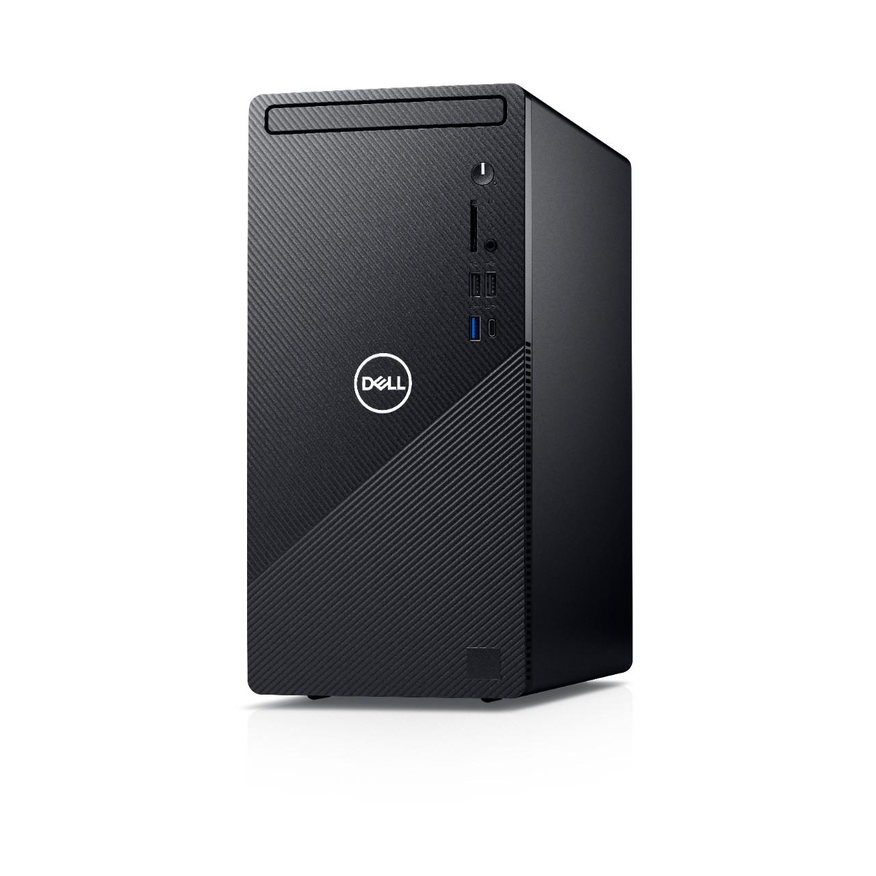 Dell Inspiron DT 3891 i5-10400/8GB/256SSD+1TB/DVD/W10Pro/3RNBD/Černý - 3891-38002