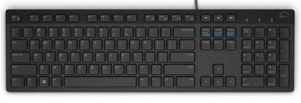 Dell klávesnice, multimediální KB216, SK, slovenská