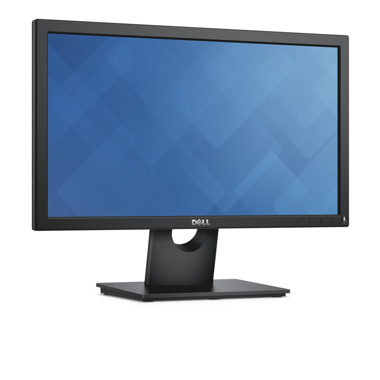 20' LCD Dell E2016HV TN 16:9 5ms/600:1/VGA/3RNBD/Černý