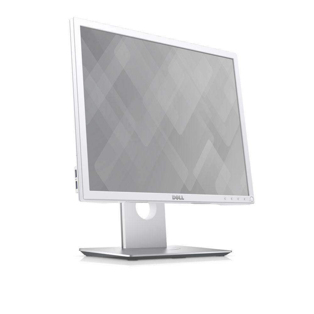 19' LCD Dell P1917SWH Professional IPS 5:4 6ms/1000:1/250cd/VESA/DP/HDMI/VGA/3RNBD/Bílý