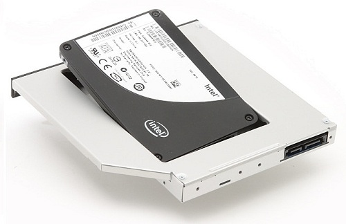 Dell rámeček na 2,5