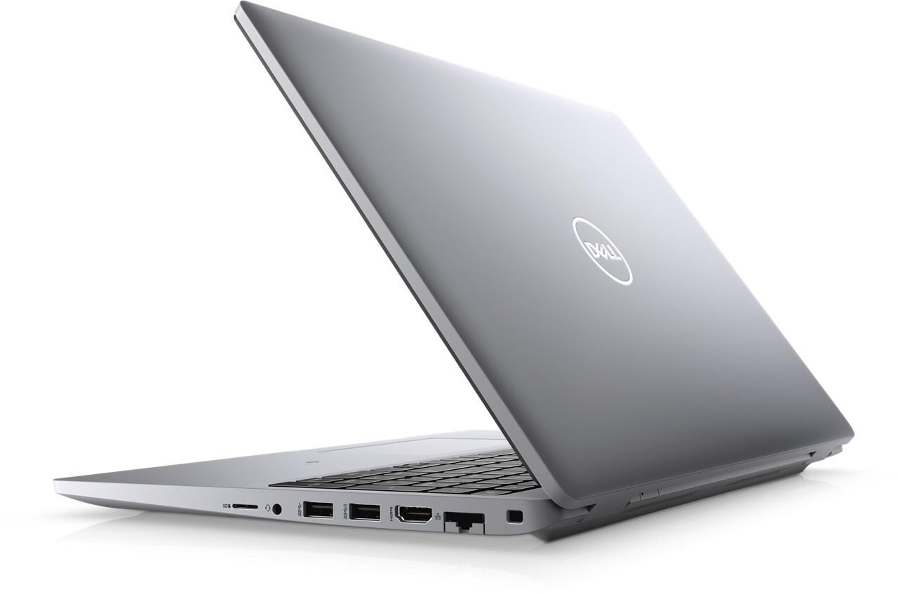 Dell Precision 3560 15,6'' FHD i5-1135G7/8GB/512GB SSD/T500/THB/SCR/MCR/HDMI/W10Pro/3RNBD/Šedý - 3H45Y