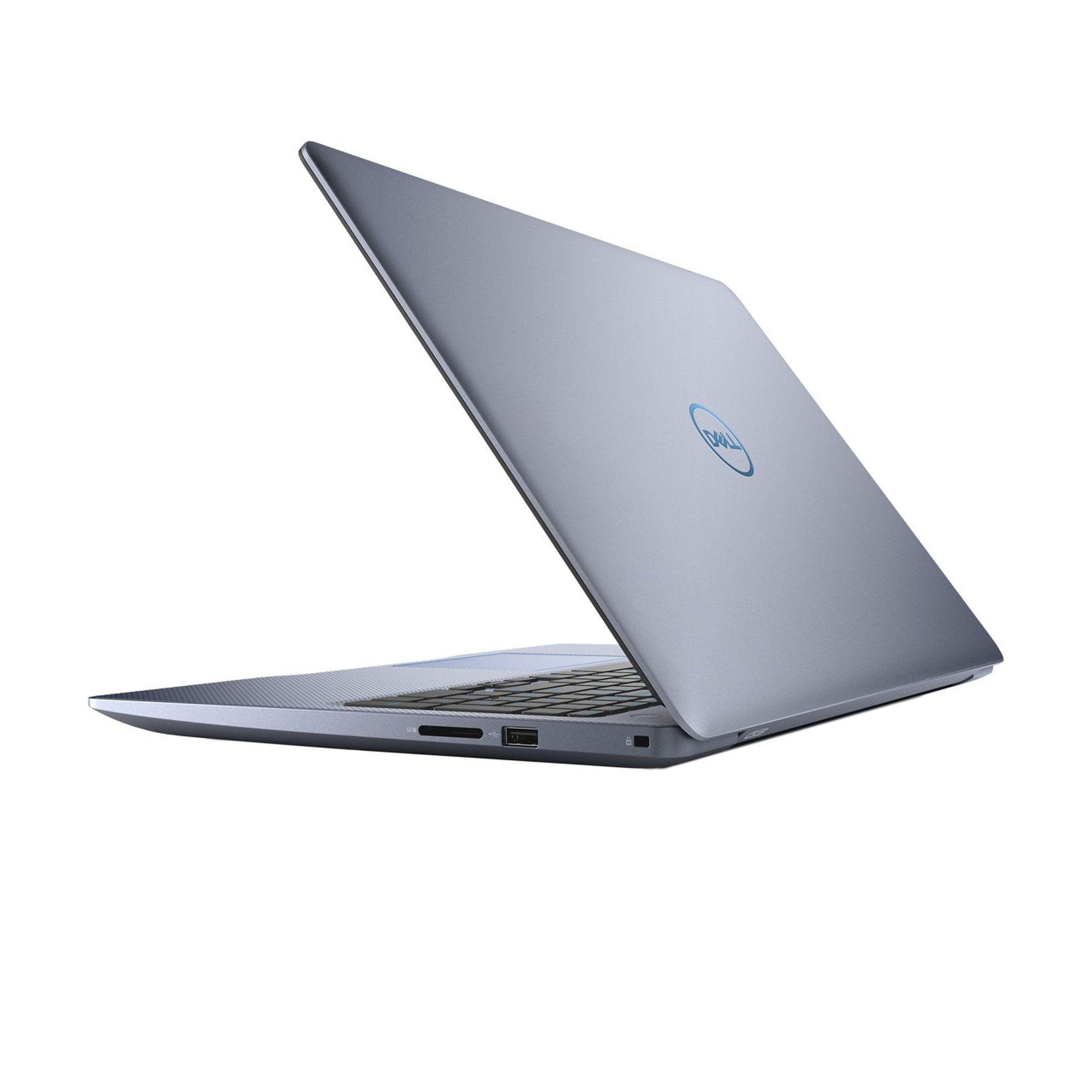 Dell Inspiron G3 3579 15 FHD i7-8750H/8GB/128 SSD+1TB/Ti 1050-4GB/USB-C/MCR/FPR/HDMI/W10/2RNBD/Modrý