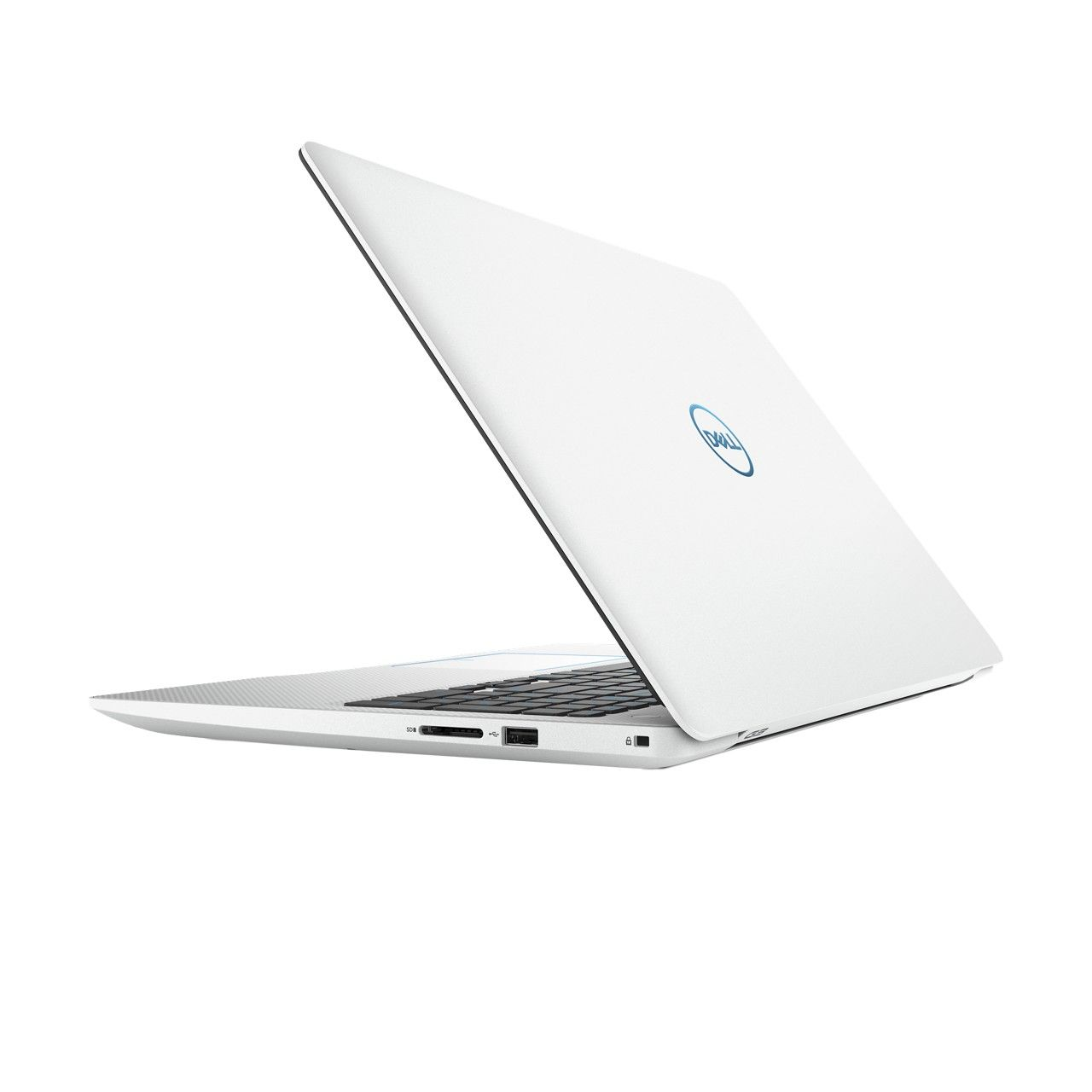 Dell Inspiron G3 3579 15 FHD i7-8750H/16GB/512GB SSD/Ti 1050-4GB/MCR/FPR/HDMI/W10/2RNBD/Bílý