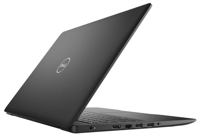 """Dell Inspiron 3580 15"""" FHD i5-8265U/4GB/1TB/520-2GB/MCR/HDMI/DVD/W10Home/2RNBD/Černý"""