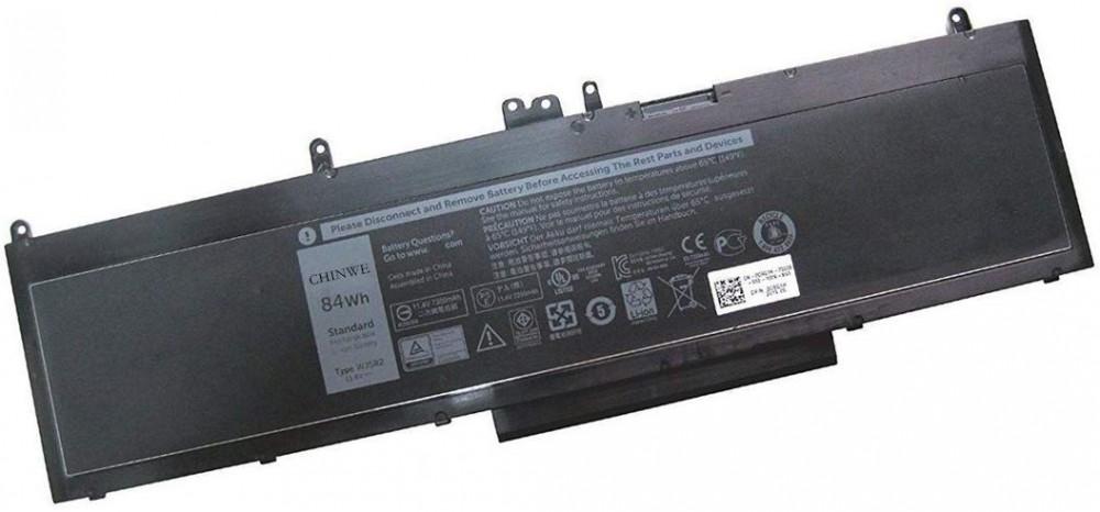 Dell Baterie 6-cell 84W/HR LI-ON pro Latitude E5570, M3510
