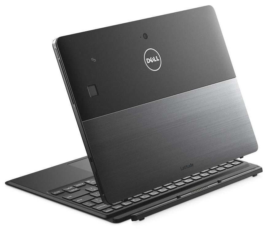 """5285-4875 Dell Latitude 5285 12"""" FHD Touch i5-7200U/8G/256GB SSD/MCR/USB-C/W10P/3RNBD/Černý"""