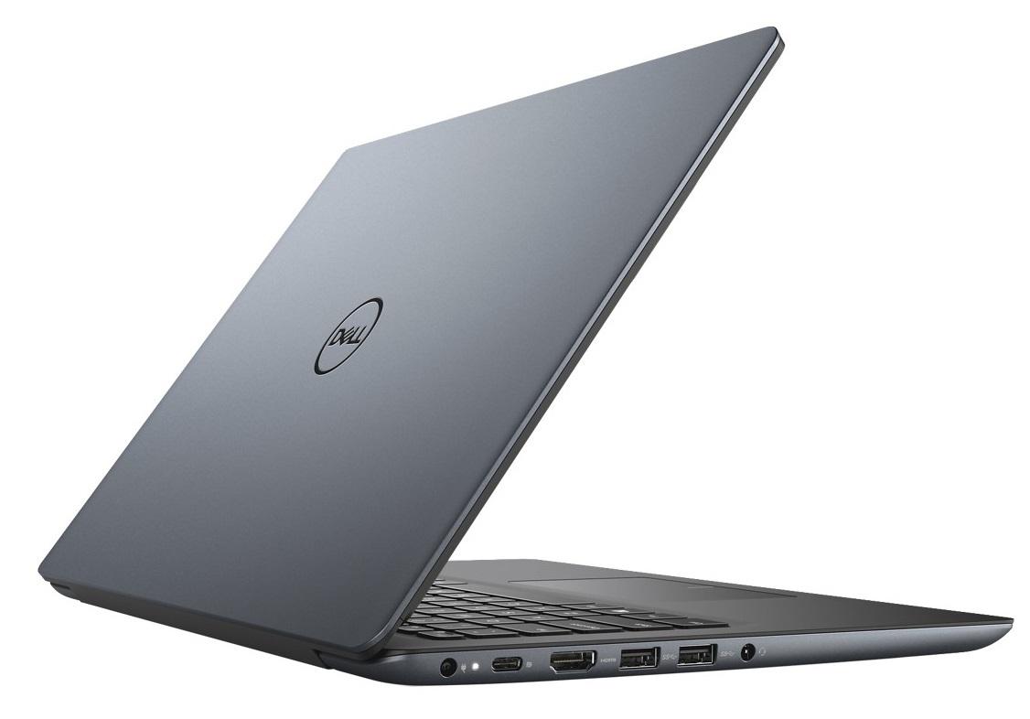 """Dell Vostro 5481 14"""" FHD i7-8565U/8GB/128GB SSD+1TB/MX130-2GB/HDMI/USB-C/MCR/W10P/3RNBD/Stříbrný"""