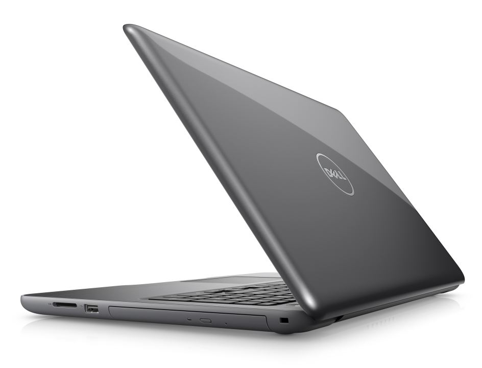 "N-5567-N2-511S Dell Inspiron 5567 15"" HD i5-7200U/4G/1TB/HD/MCR/HDMI/USB/RJ45/DVD/W10/2RNBD/Šedý"