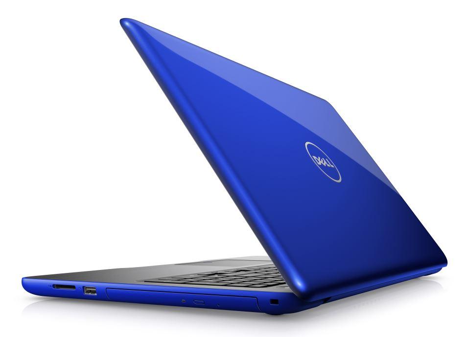 "DELL - Dell Inspiron 5567 15"" HD i5-7200U/4G/500GB/R7 M445-2G/MCR/HDMI/USB/RJ45/DVD/W10/2RNBD/Modrý"