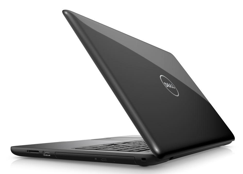 """5567-5761 Dell Inspiron 5567 15"""" FHD i5-7200U/8G/1TB/R7 M445-2G/MCR/HDMI/RJ45/DVD/W10P/3RNBD/Černý"""