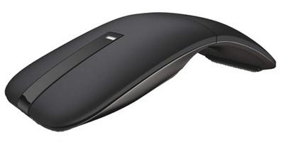 Dell myš, bezdrátová WM615 k notebooku, černá