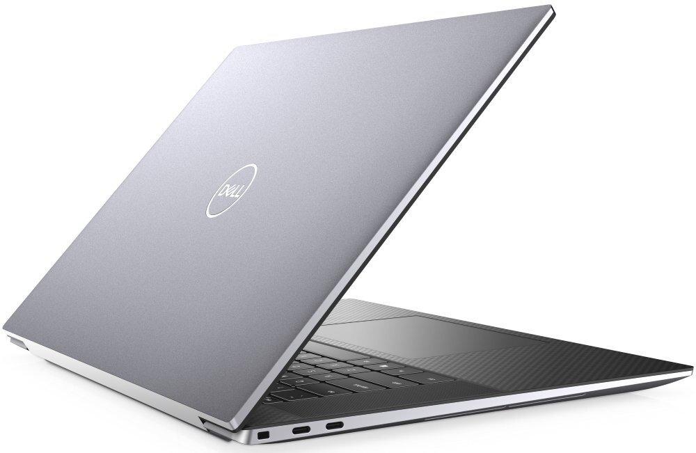 Dell Precision 5750 17'' FHD i7-10750H/16GB/512GB SSD/T2000-4GB/THB/MCR/W10P/3RNBD/Šedý - 370P9